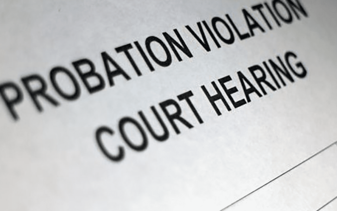 Consequences of a Probation Violation