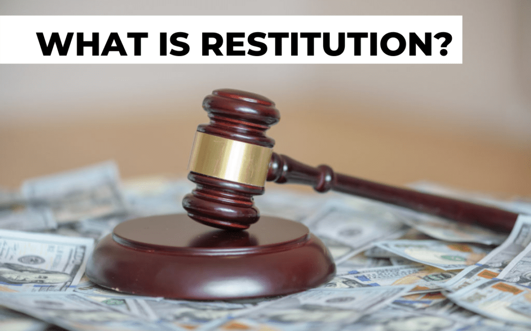 What is Restitution