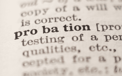 What is Administrative Probation